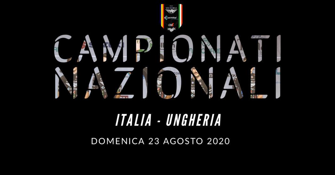 Campionati nazionali ciclismo italia ungheria