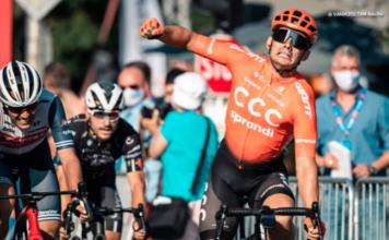Andrea Guardini Tour de Hongrie 2020 stage 2