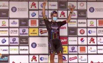 Andrea Guardini Podium Stage 5 Turul Romaniei 2020