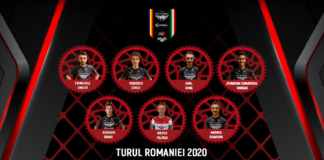 GIOTTI Victoria - Savini Due Team - line up Turul Romaniei 20