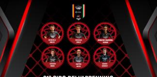 Giro dell'Appenino 20 GIOTTI VICTORIA SAVINI DUE Team